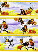 "Bordo Non Adesivo ""Bee Movie"""