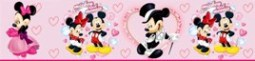 "Bordo esclusivo ""Mickey e Minnie"""